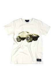 Toobydoo Car Graphic T-Shirt (Toddler