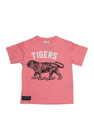 Toobydoo Tigers Graphic T-Shirt (Toddler