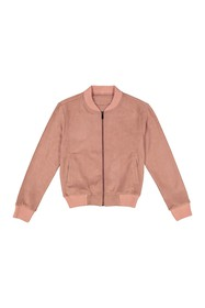 Isaac Mizrahi Zip Up Bomber Jacket (Toddler & Litt