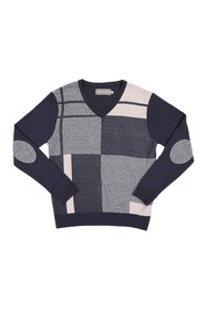 Isaac Mizrahi Boxed Colorblock Sweater (Baby