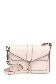 Rebecca Minkoff Hudson Leather Moto Mini Shoulder