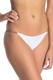 ViX Cleo Beaded Bikini Bottoms