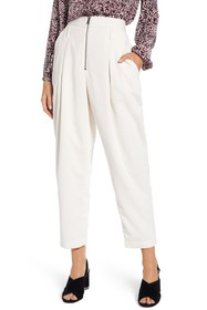 Rebecca Minkoff Hadley Tapered High Waisted Pants