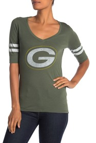 47 Brand NFL Green Bay Packers Graphic T-Shirt