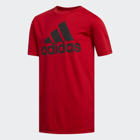 Adidas Climalite Badge of Sport Tee