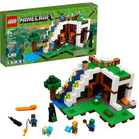 LEGO Minecraft The Waterfall Base 21134 (729 Piece
