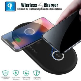 Black Friday Clearance! Dual Wireless Charger, 2 i