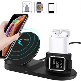 3 in 1 Wireless Charger Stand for Apple Watch Seri