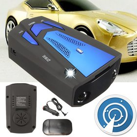 360° Car Laser Radar Detector Safety Camera Speed