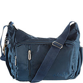 Suvelle Slouch Travel Everyday Shoulder Bag