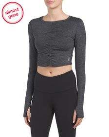 FREE PEOPLE Swerve Long Sleeve Layer Top