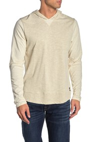 Hurley Knit Hooded Pullover Sweater