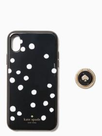 iphone cases dot ring set resin iphone xs max case