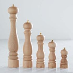 Peugeot Paris U Select Natural Salt & Pepper Mills