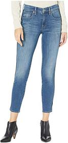 Lucky Brand Mid-Rise Ava Skinny Jeans in Foxcroft