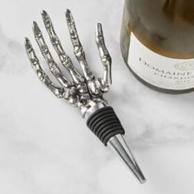 Skeleton Hand Wine Stopper