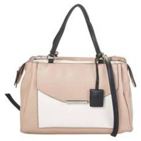 Nine West Grow Color Block Satchel