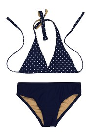 Toobydoo Print Bikini (Toddler & Little Girls)