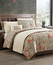 Nicas 8-Pc. Comforter and Quilt Sets