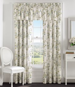 Piper & Wright Rosalie Blue Window Treatments
