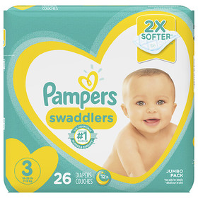 Pampers Diapers Size 3