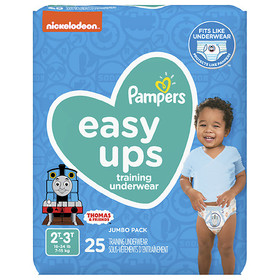 Pampers Easy Ups Training Underwear Boys 2T-3T