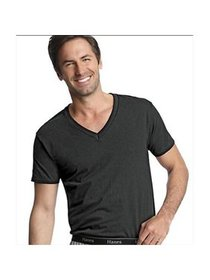 Hanes Men's Ultimate ComfortSoft V-Neck Undershirt