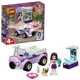 LEGO Friends Emma's Mobile Vet Clinic 41360 Toy An