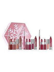 Clinique Lip Looks to Give & Get 15-Piece Lipstick