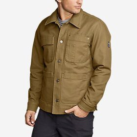 Men's Rivet Chore Jacket