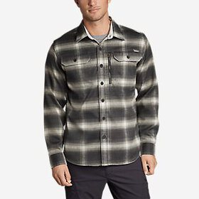 Men's Chopper Heavyweight Flannel Shirt