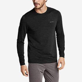 Men's Rest and Recovery Long-Sleeve Crew