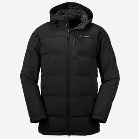Men's Glacier Peak Seamless Stretch Down Parka