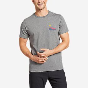 Men's Graphic T-Shirt - Hike Up