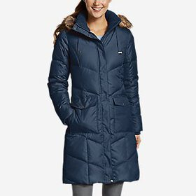 Women's Lodge Cascadian Down Parka