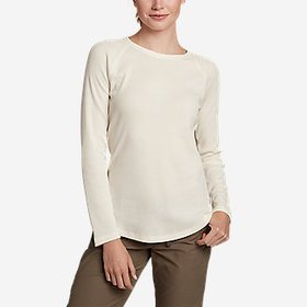 Women's Stine's Favorite Thermal Crew - Solid