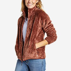 Women's Alpine Plush Full-Zip Jacket