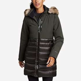 Women's EverTherm® Down Crosstown Parka