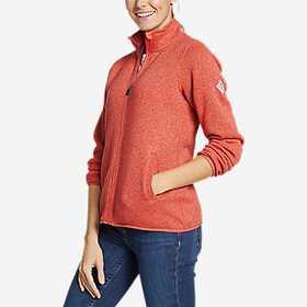 Women's Radiator Fleece Full-Zip Mock