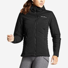 Women's IgniteLite Stretch Reversible Hooded Jacke