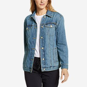 Women's Authentic Denim Jacket