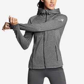 Women's High Route 2.0 Fleece Hoodie