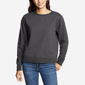 Women's Camp Fleece Crew