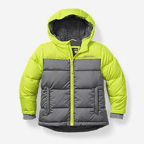 Toddler Boys' Classic Down Jacket