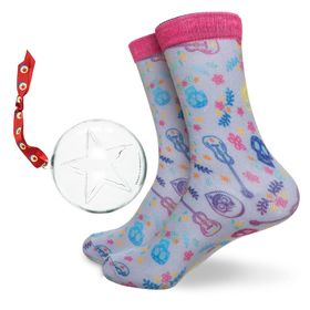 Disney Coco Socks in Ornament for Adults