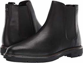 COACH Leather Chelsea Boot