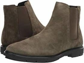 COACH Suede Chelsea Boot