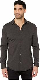 Calvin Klein Long Sleeve French Placket Pigment Dy
