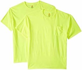 Hanes X-Temp® FreshIQ® Workwear Pocket Tee Value 2