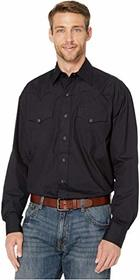 Stetson 0158 Solid Peached Poplin - Black